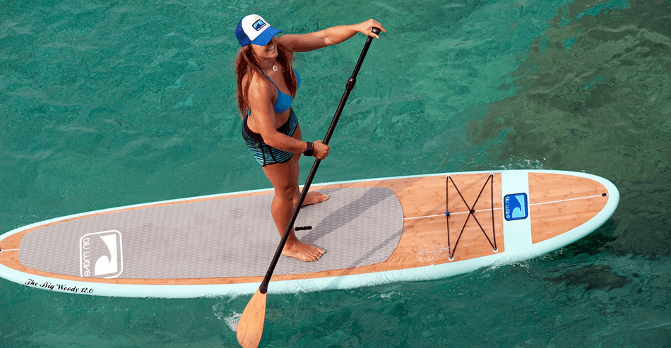 paddle board guide