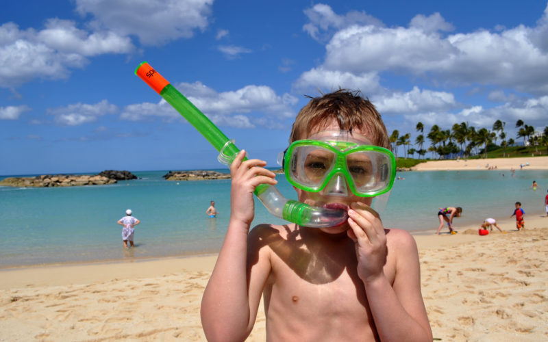 best snorkel for kids