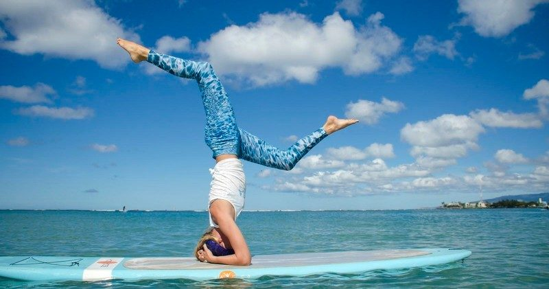 best sup boards for yoga